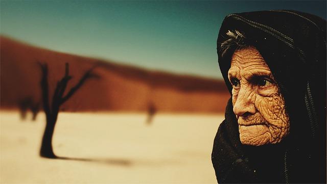 پینایی - سالمند