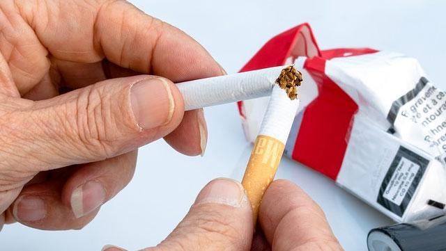 خطر سیگار