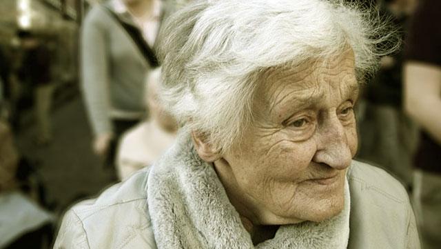 چشم - افراد مسن